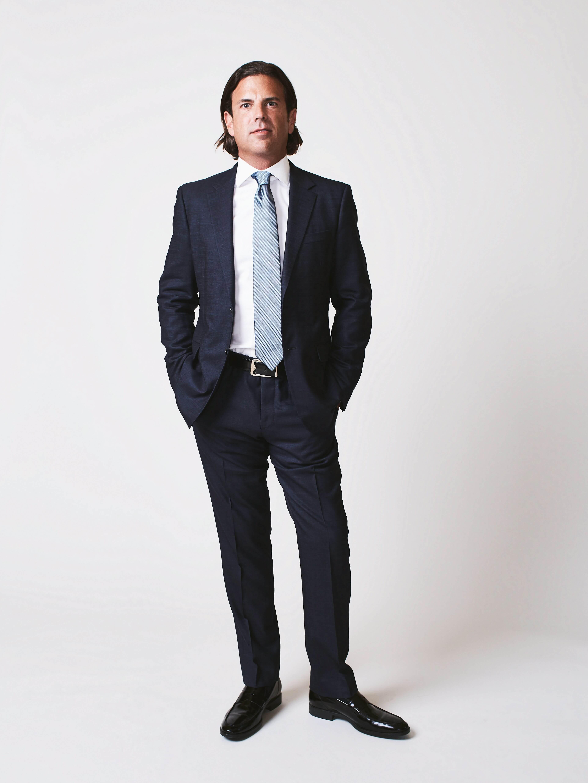 David adelman tie
